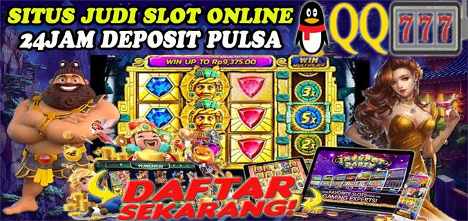 Deposit QQ777Slot Org